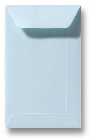 Envelop 6,5 x 10,5 cm Zachtblauw