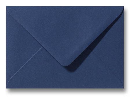 Envelop 8 x 11,4 cm Donkerblauw