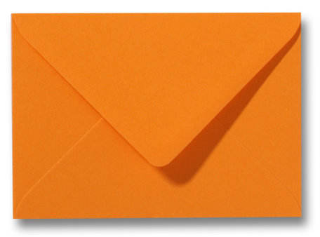 Envelop 9 x 14 cm Feloranje