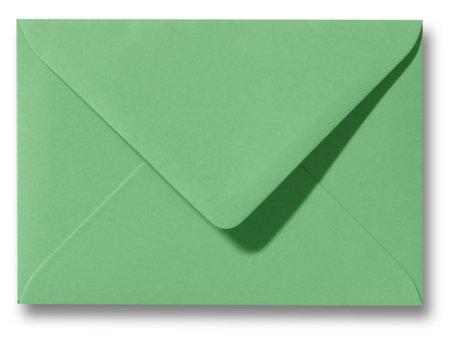 Envelop 9 x 14 cm Weidegroen