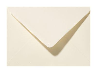 Envelop 11 x 15,6 cm Ivoor