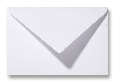 Envelop 11 x 15,6 cm Wit