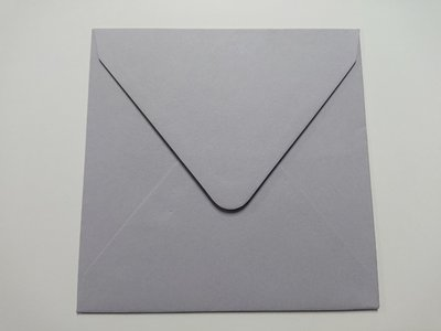 Envelop 14 x 14 cm Lavijs