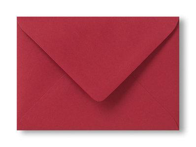 Envelop 11 x 15,6 cm Kerstrood