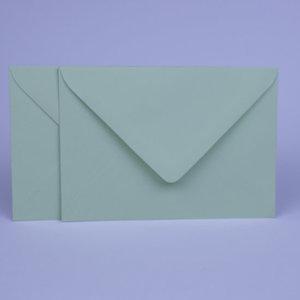 Envelop 11 x 15,6 cm Mintgroen