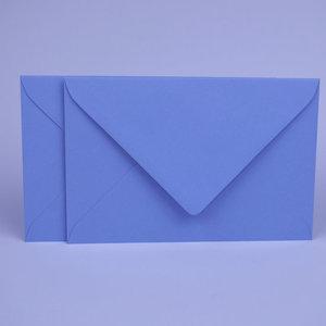 Envelop 12 x 18 cm Babyblauw