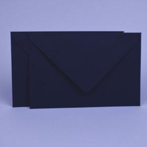 Envelop 12 x 18 cm Donkerblauw AANBIEDING