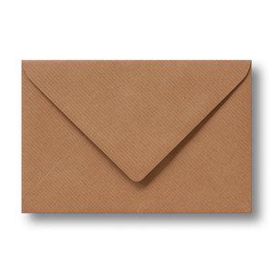 Envelop 12 X 18 Cm Kraft Bruin
