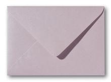 Envelop 12 x 18 cm Metallic Rose