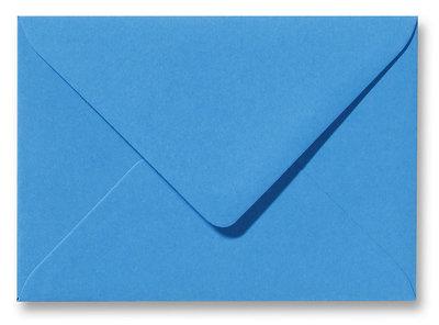 Envelop 13 x 18 cm Fiore Blauw