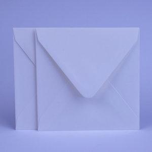 Envelop 14 x 14 cm Gebroken wit AANBIEDING
