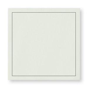 Rouw envelop 16 x 16 cm Lichtgroen