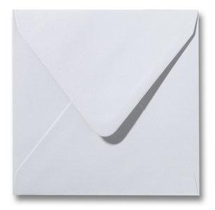 Envelop 14 x 14 cm Dolfijngrijs