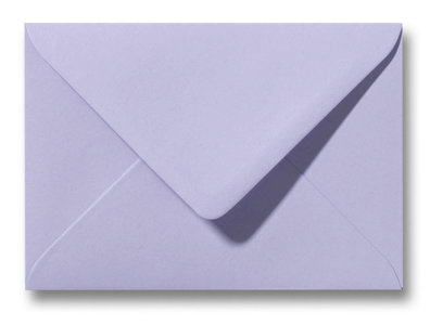 Envelop 15.6 x 22 cm Lavendel