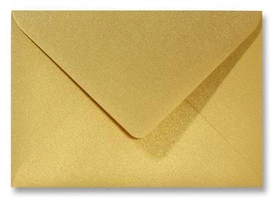 Envelop 15.6 x 22 cm Metallic Gold