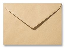 Envelop 15,6 x 22 cm Kraft Lichtbruin
