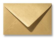 Envelop 12 x 18 cm Metallic Gold